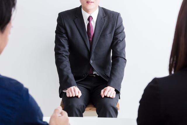 大学中退後、公務員試験を目指す